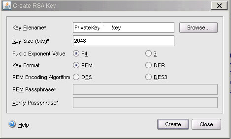 Access-Gateway eigener private key 2