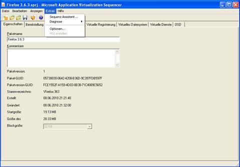 Paket mit Microsoft App-V als MSI erstellen (12)