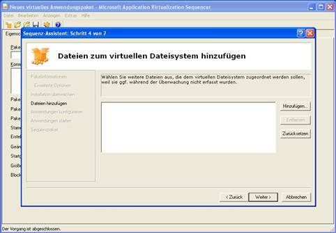 Paket mit Microsoft App-V als MSI erstellen (7)